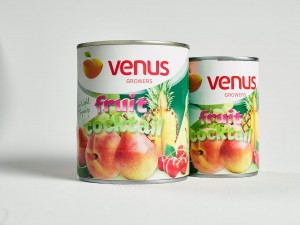 Compot cocktail Venus 820g