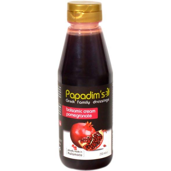 Crema balsamica Papadim's 250 ml 3